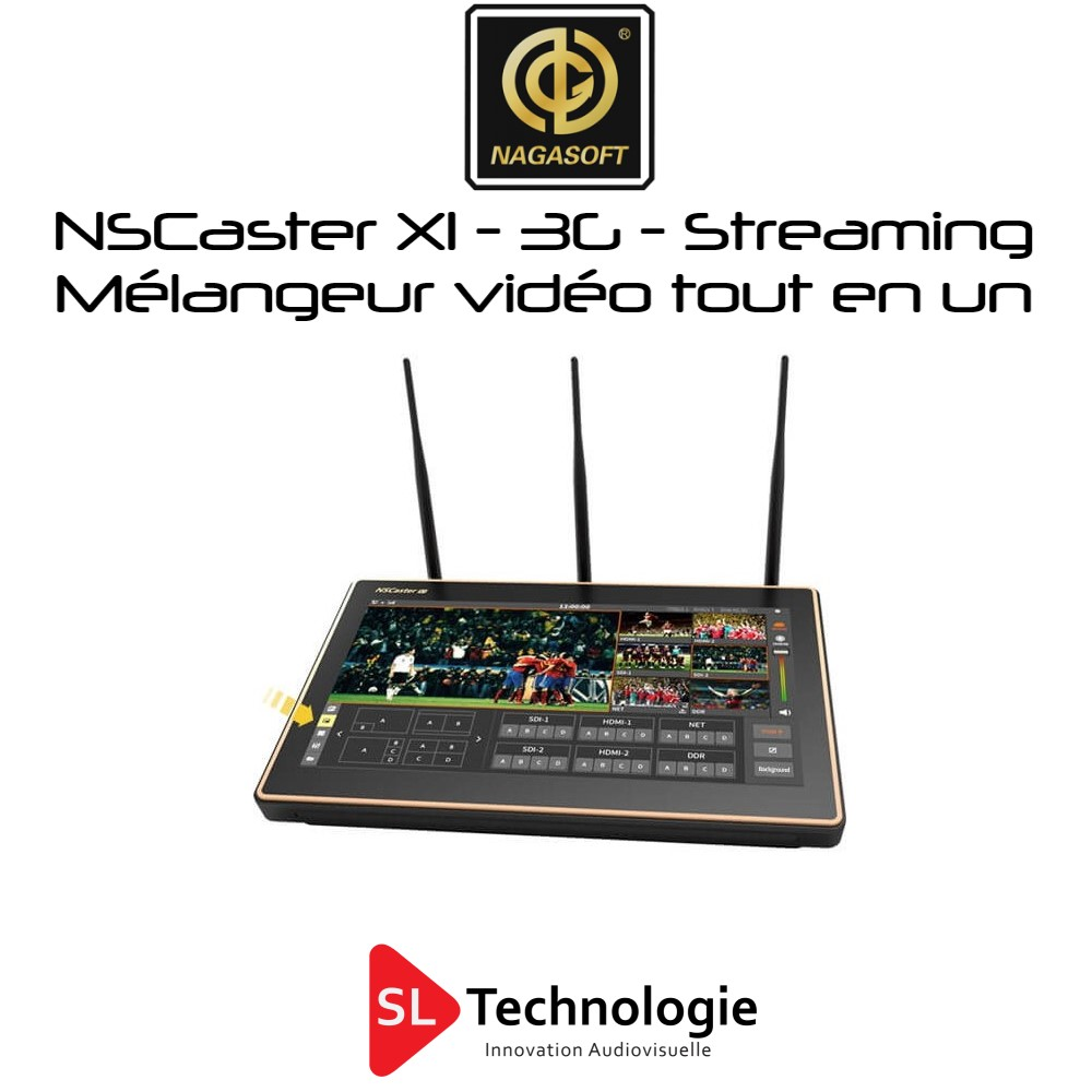 NSCaster X1 Nagasoft