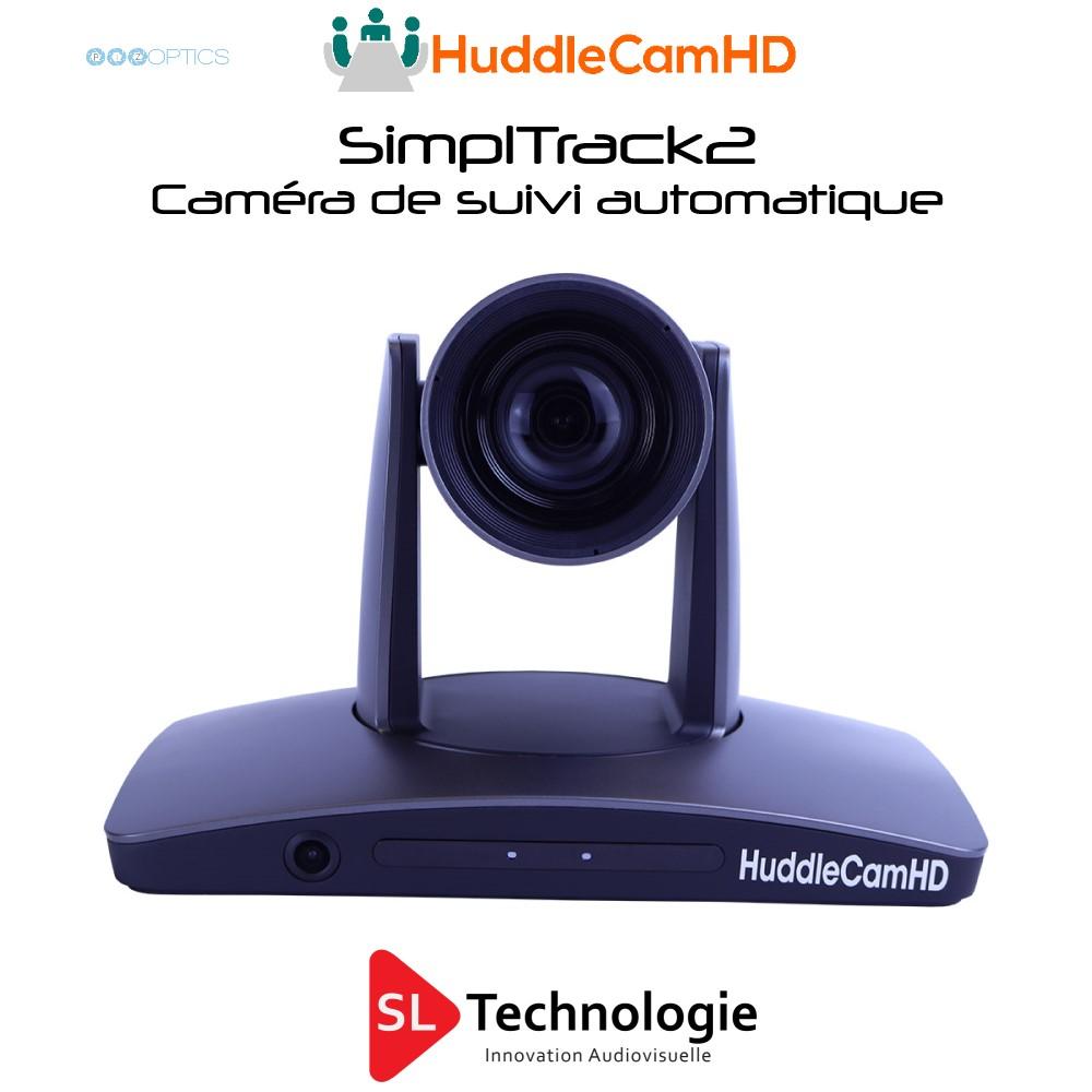 SimplTrack2 HuddleCamHD Suivi Automatique