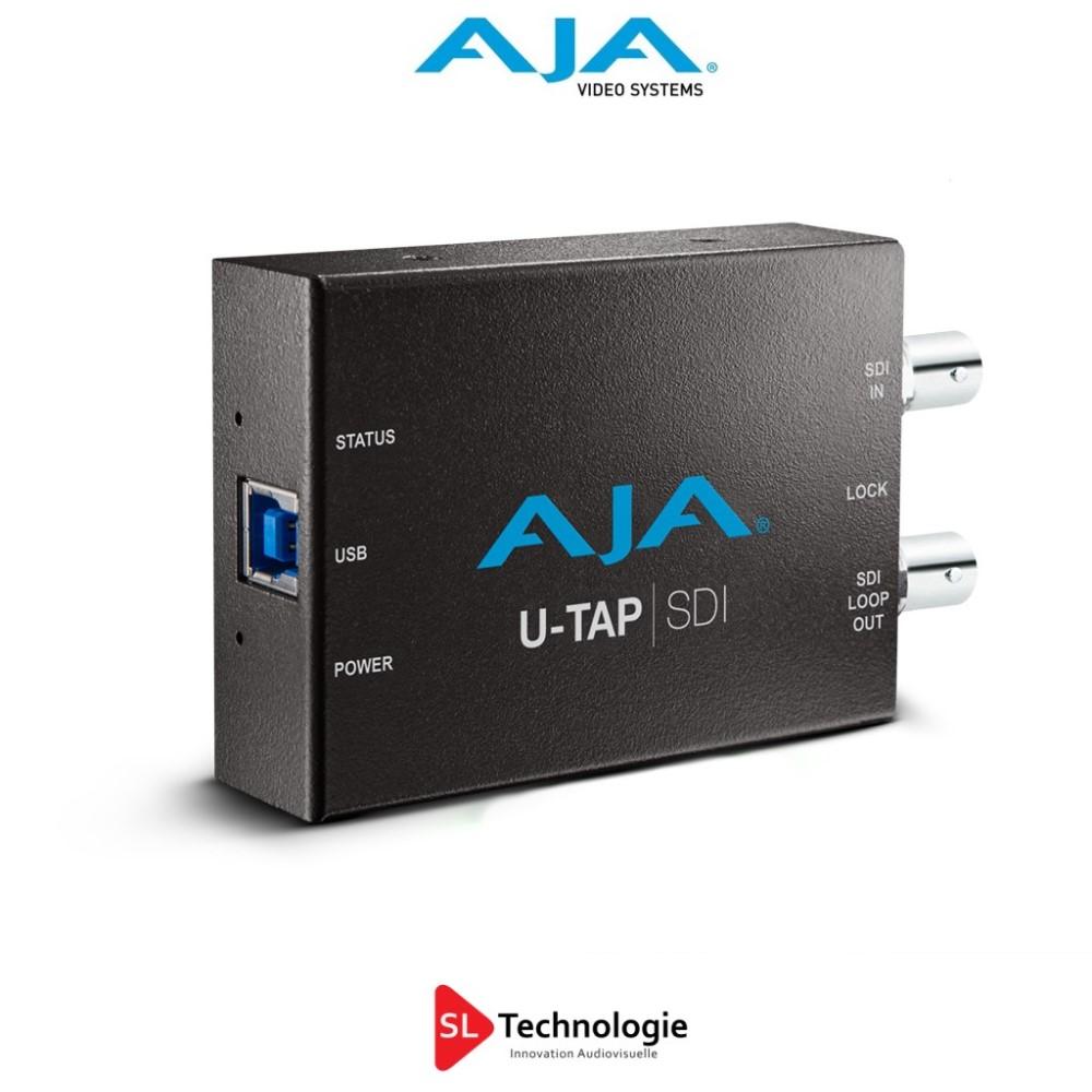 U-TAP 3G-SDI AJA Capture Vidéo USB