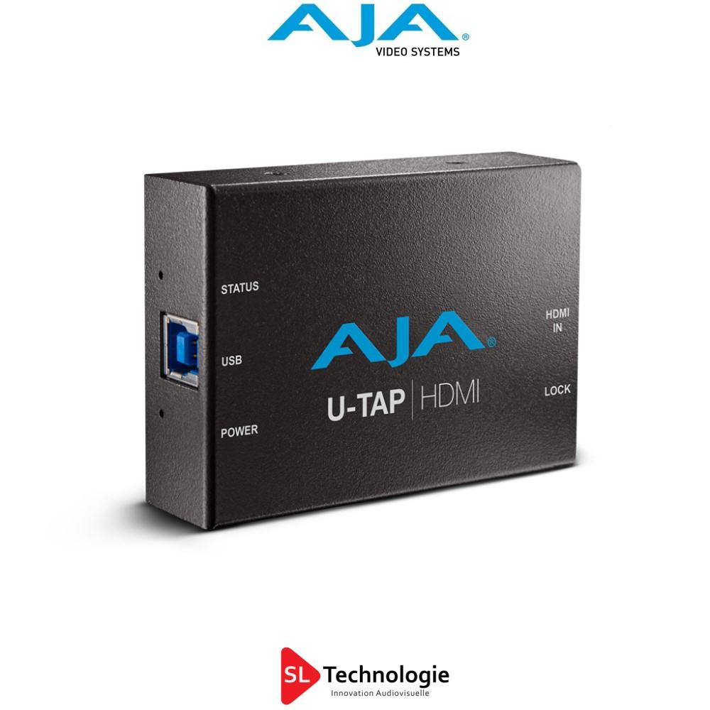U-TAP HDMI AJA Capture Vidéo USB