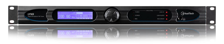 LYNX Axel Tech Tuner FM de Ré émission